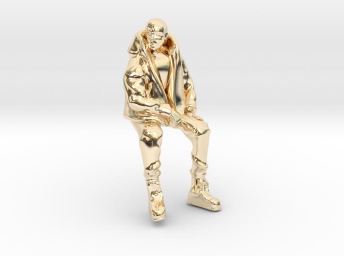 Drake | Tiny Views 3d printed