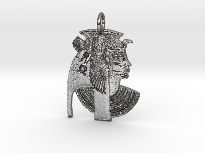 CleopatraPendant 3d printed