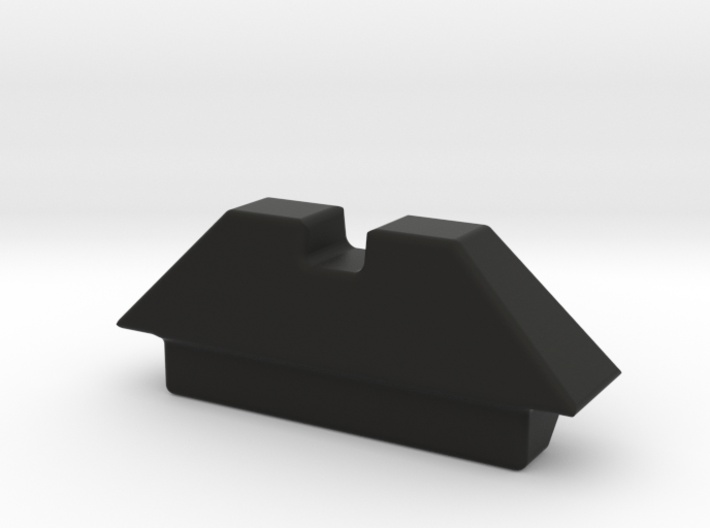 Replacement rear sight for Tokyo Marui G18c GBB 3d printed