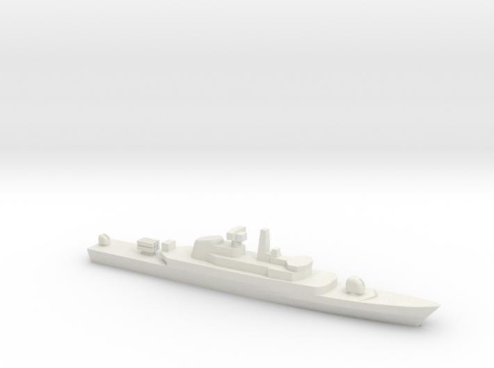Alvand-class frigate, 1/1800 3d printed