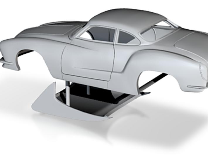 1/18 Legal Pro Mod Karmann Ghia No Scoop 3d printed
