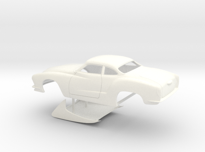1/32 Legal Pro Mod Karmann Ghia No Scoop 3d printed