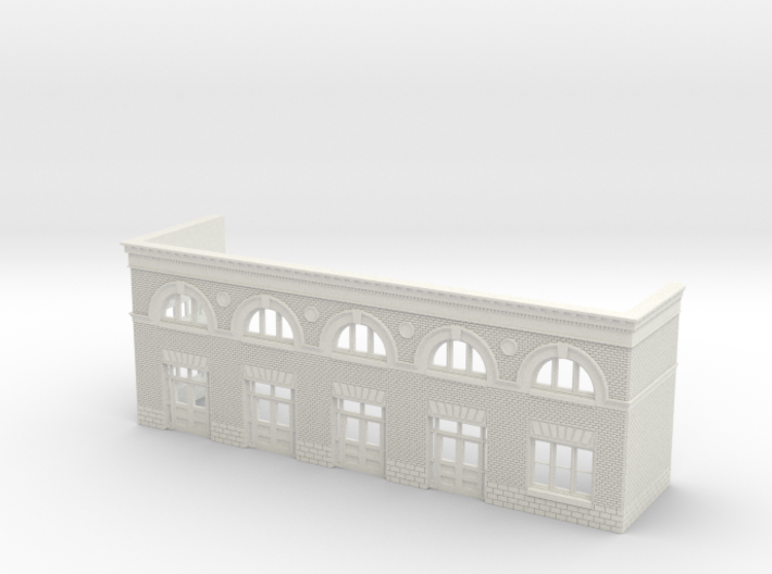 "WILMINGTON STATION SOUTH ""A"" HO SCALE 3d printed"