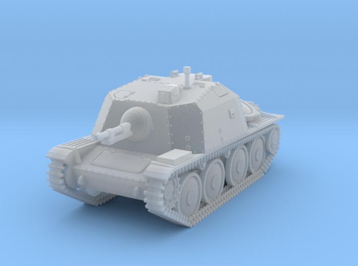 PV131B SAV m/43 7.5cm (1/100) 3d printed
