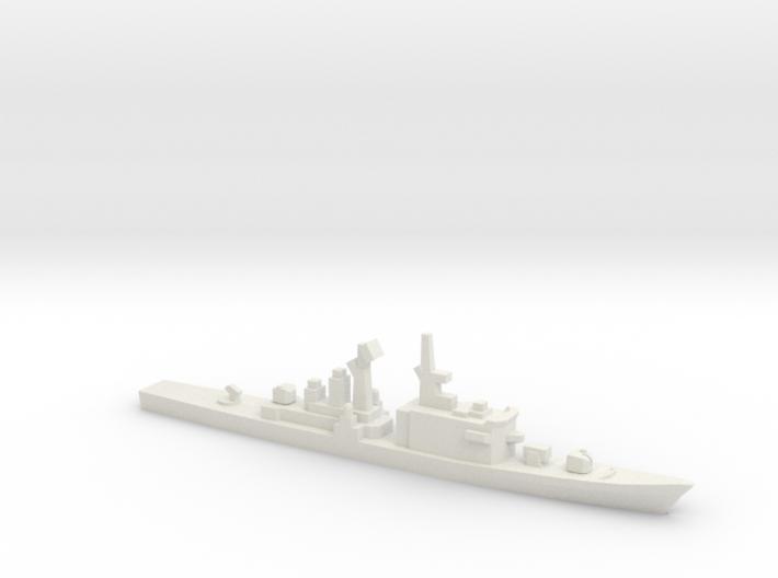 Tachikaze-class destroyer, 1/2400 3d printed