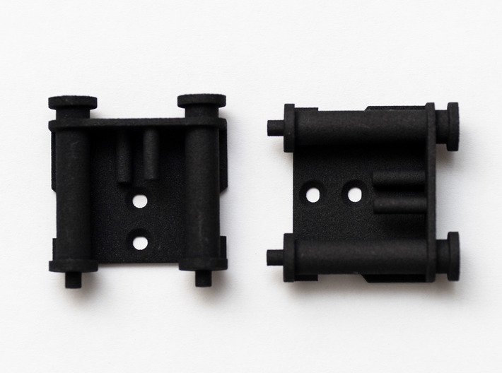 Rogue One Power Cylinders 3d printed