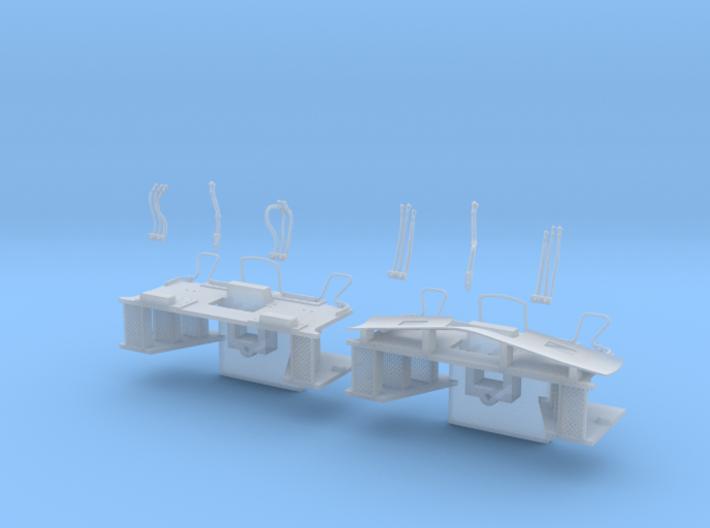 GP9 Pilot Set, Generic 3d printed