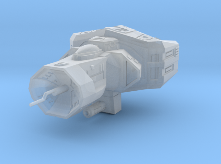"Somtaaw ""Seeker"" Reconnaissance Fighter 3d printed"