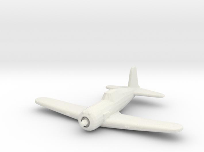 Vultee P-66 'Vanguard' 3d printed