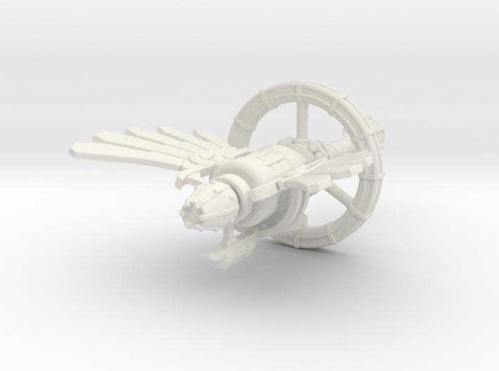 Murustan Orbital Station 3d printed