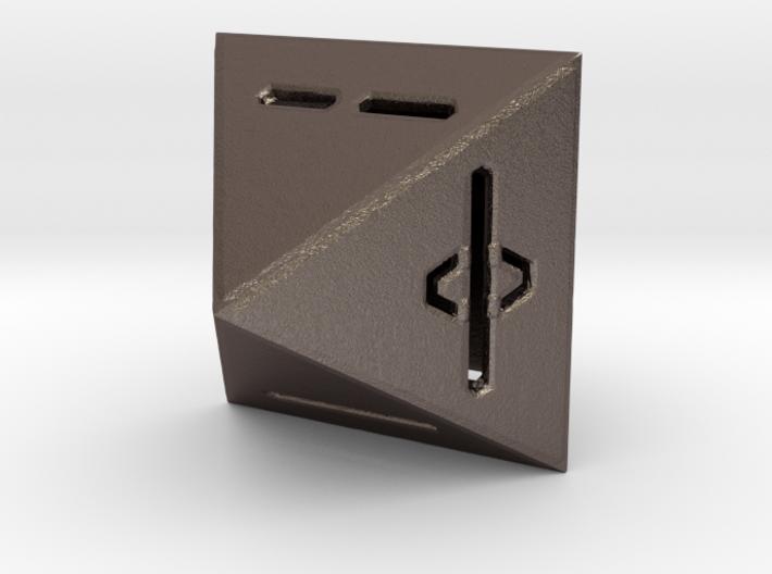 IChingDice-solidLineFix 3d printed