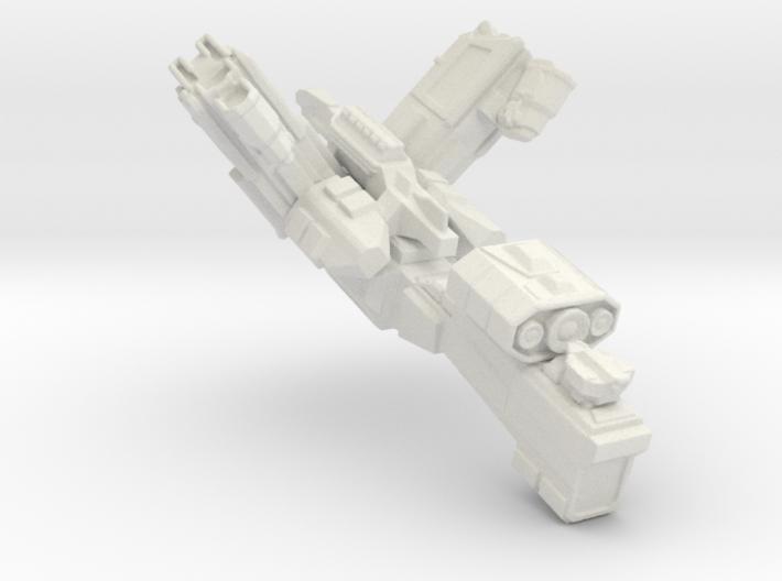 Xeno Covert Campa 3d printed
