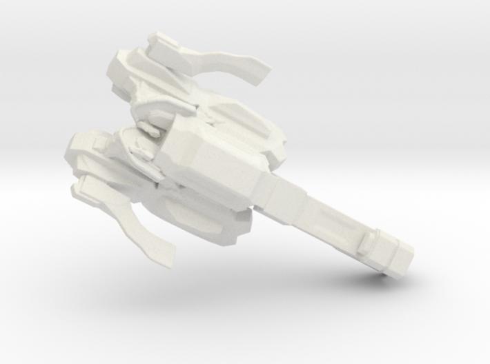 Slipstream Magpie 3d printed