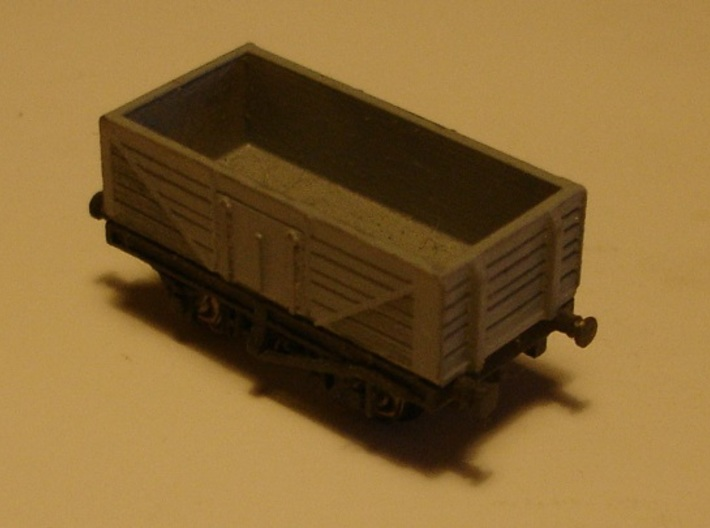 12t Mineral - End Tipper Z 1:220 3d printed