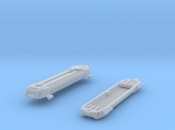 Final Knife Plastic 3d printed