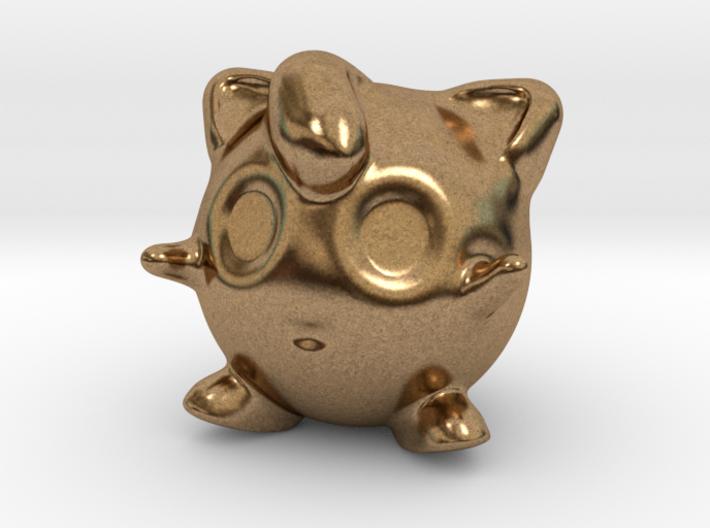 Jigglypuff 3d printed