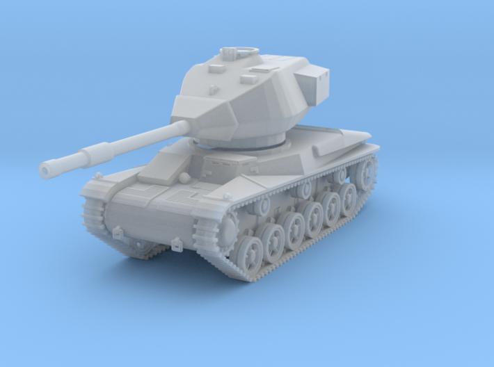 MV13B Stridsvagn 74 (1/100) 3d printed