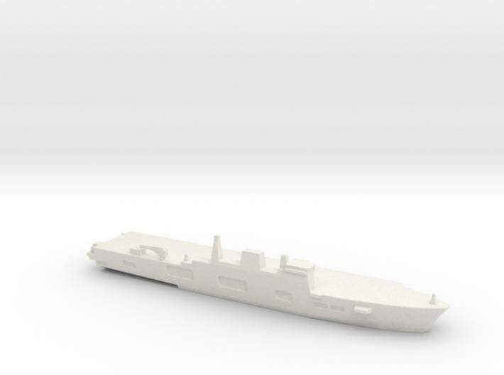 HMS Ocean (L12), 1/2400 3d printed