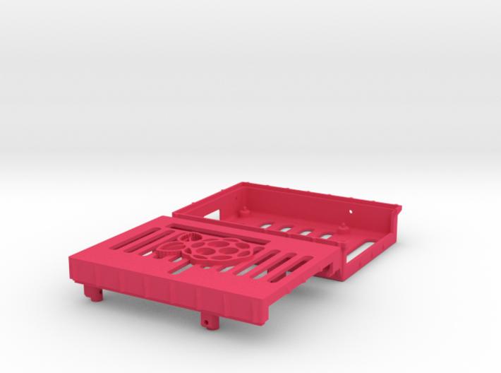 RaspberryPi Case 3d printed
