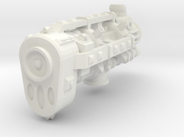 XH204 DST02D Andrast Dro'Sanla Tug 3d printed