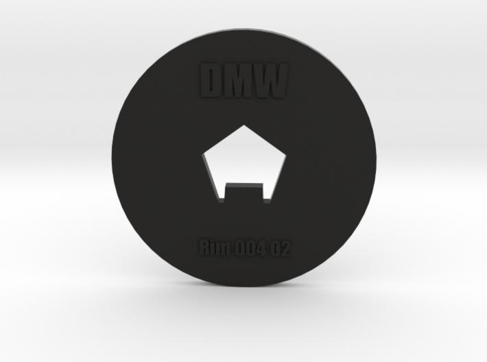 Clay Extruder Die: Rim 004 02 3d printed