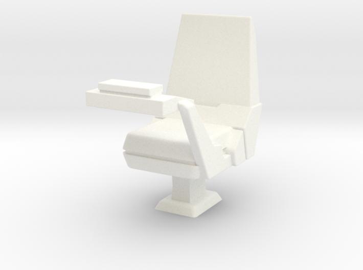 CP05A Sensor Operator's Chair (1/18) 3d printed
