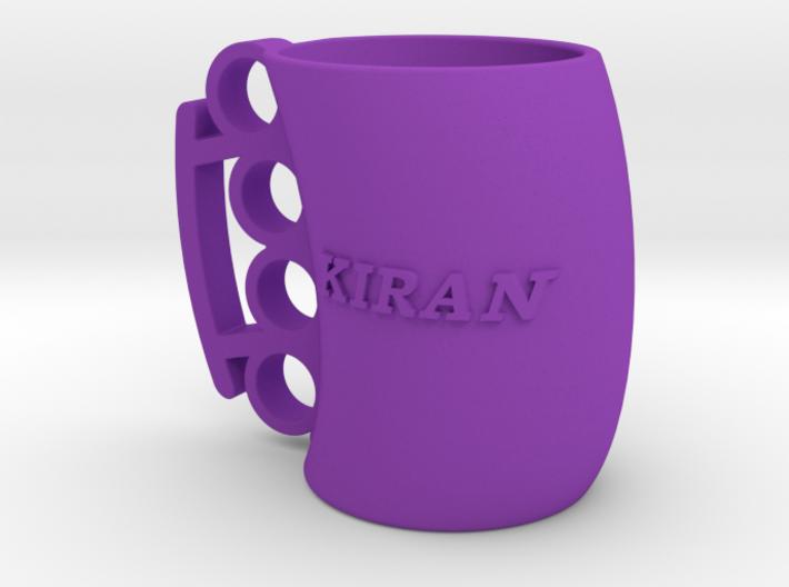 Cofee Mug Kiran1 3d printed