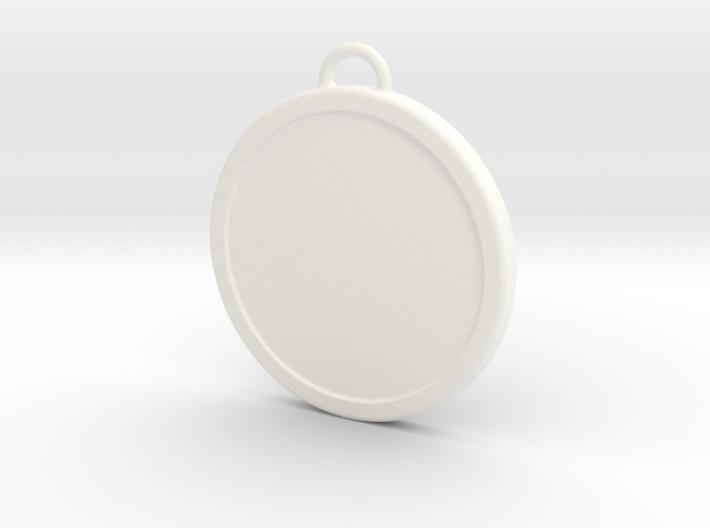 Chirstmas Ball (Flat) - Custom 3d printed
