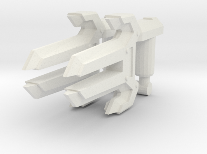 Energon Knuckles (Set of 2, 3mm) 3d printed