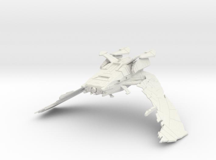 Scimitar 3d printed