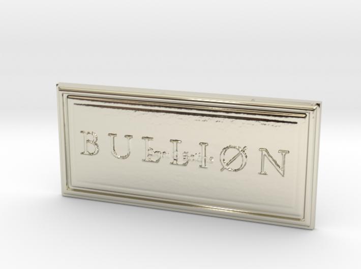 Bulliøn 3d printed