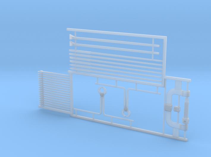 1:20.3 Railway Track Tools 3d printed