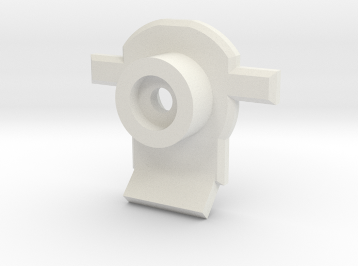 Backer for Fortis/Bovis replacement head 3d printed