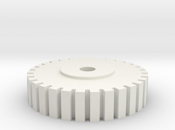 3D PRINTER BED Leveling knob 3d printed
