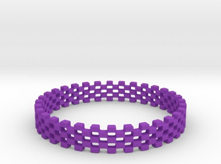Continum Ring (US Size-13) 3d printed