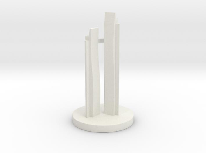 Chess Knight_Abu Dhabi 3d printed