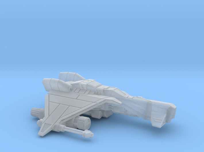 Vaksai Starfighter Variant 2AB 1/270 3d printed