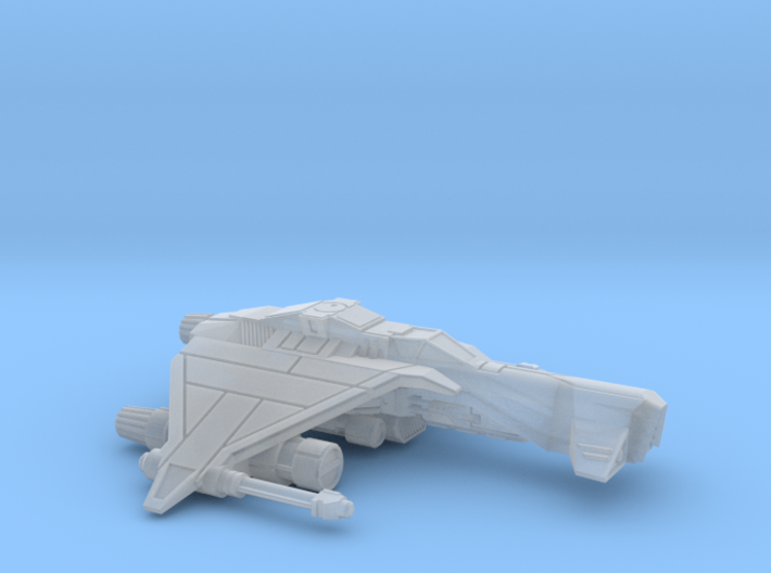 Vaksai Starfighter Variant 2B 1/270 3d printed
