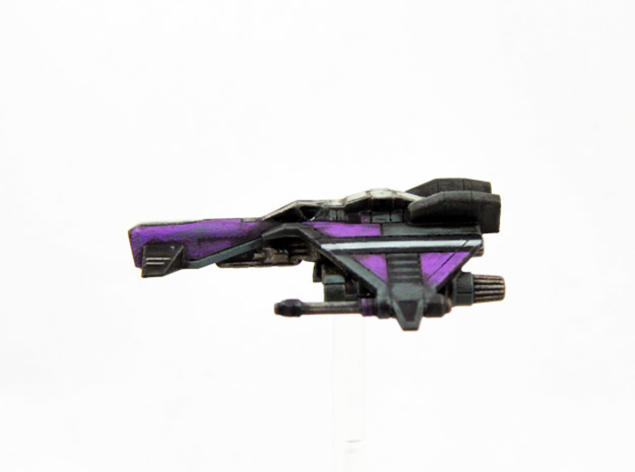 3-Pack Kihraxz Style Vaksai Fighter - Variant 2A 3d printed