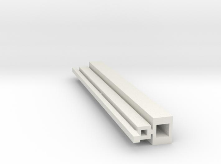 Boom Lift - 1-87 HO Scale Boom Mast Parts 3d printed