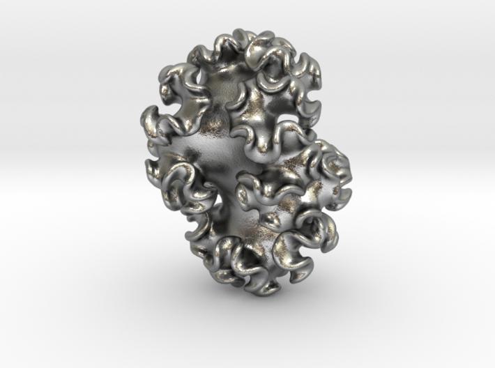 Nudibranch Pendant 3d printed
