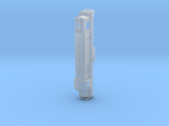 1:87 Tranzrail DQ Class 3d printed
