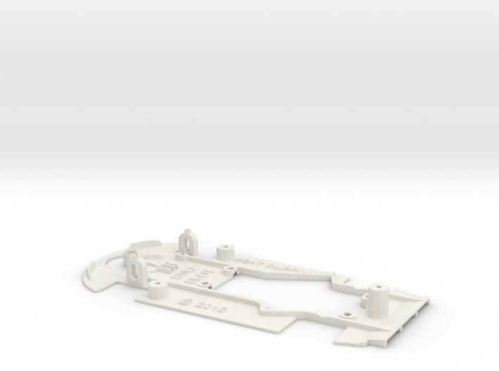 CHASIS 3D SEAT CUPRA SCALEXTRIC 3d printed