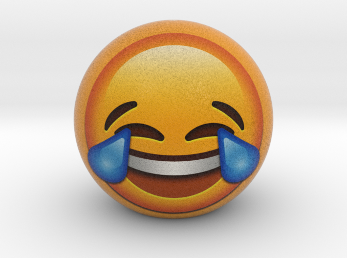 SmileBall / EmojiBall 3D - Give a smile to everyon 3d printed