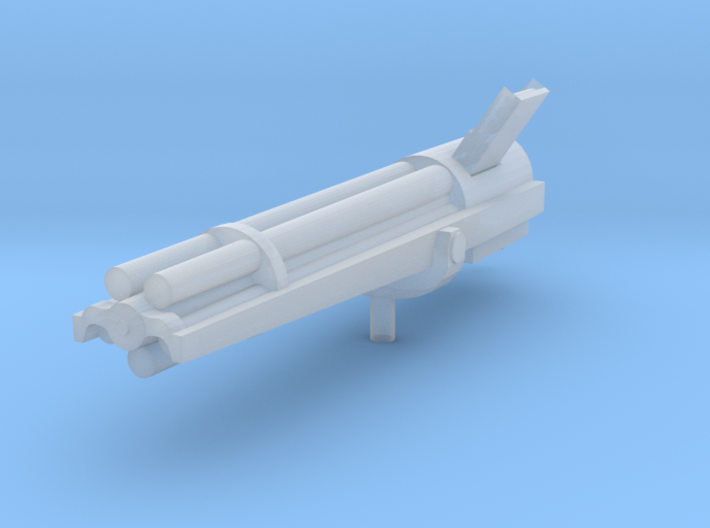 HotchkissRotary - 15mm Cannon Only 3d printed