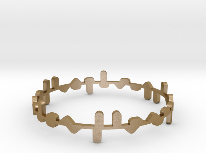 Bracelet Norma x2 3d printed