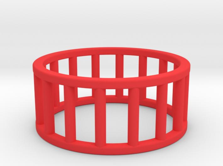 Albaro Ring- Size- 10 3d printed