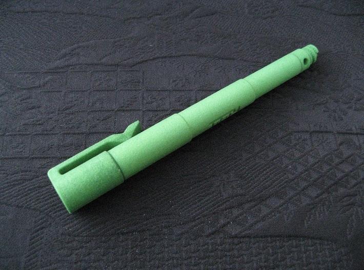 Simple Capped Pen (050) 3d printed