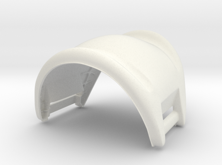 Ankle LEFT (small 8-9) 3d printed