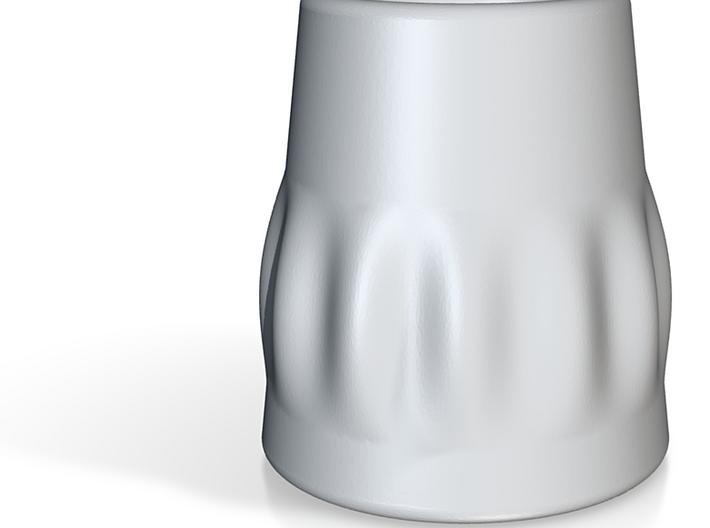 DRAW shot glass - Hurricane Hank 3d printed